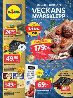 Lidl-katalog i Stockholm ( Har gått ut )