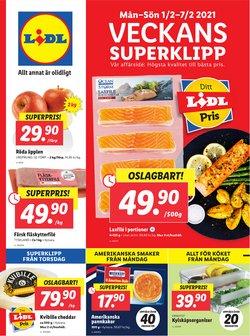 Matbutiker erbjudanden i Lidl katalogen i Kungälv ( 2 dagar sedan )