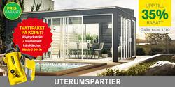 Erbjudanden från Skånska Byggvaror i Göteborg