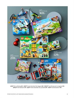 Erbjudanden i kategorin LEGO Friends i Åhléns