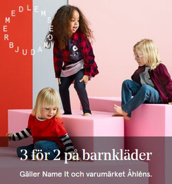 Erbjudanden från Åhléns i Stockholm