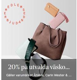 Erbjudanden från Åhléns i Uppsala