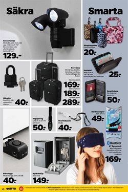 Hylla erbjudanden i Netto katalogen i Stockholm