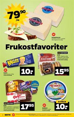 Kalles erbjudanden i Netto katalogen i Stockholm