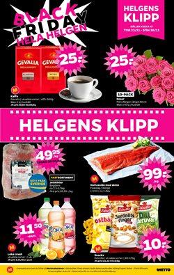 Matbutiker erbjudanden i Netto katalogen i Jönköping