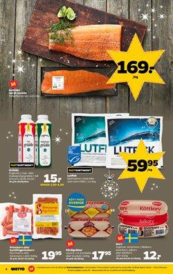 Kyckling erbjudanden i Netto katalogen i Västerås