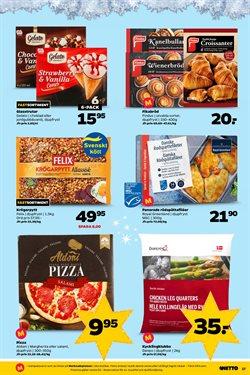 Pizza erbjudanden i Netto katalogen i Stockholm