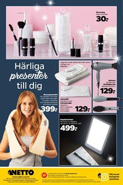 Lampor erbjudanden i Netto katalogen i Stockholm