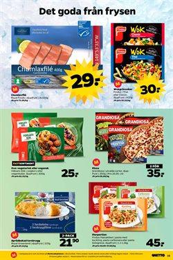 Pizza erbjudanden i Netto katalogen i Göteborg