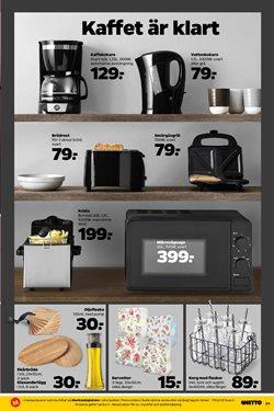 Kylskåp erbjudanden i Netto katalogen i Nacka