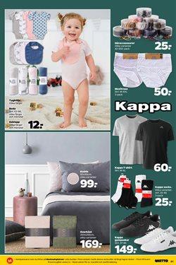 T-shirt erbjudanden i Netto katalogen i Åkersberga