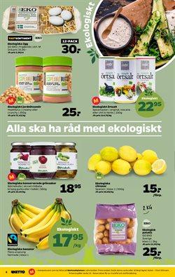 Ägg erbjudanden i Netto katalogen i Stockholm