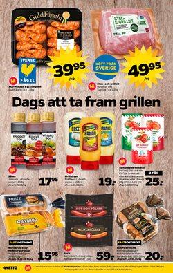 Kyckling erbjudanden i Netto katalogen i Stockholm