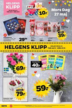 Färg erbjudanden i Netto katalogen i Stockholm