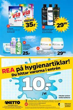 Rea erbjudanden i Netto katalogen i Stockholm