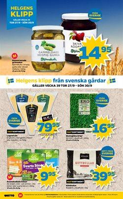 Trädgård erbjudanden i Netto katalogen i Köping