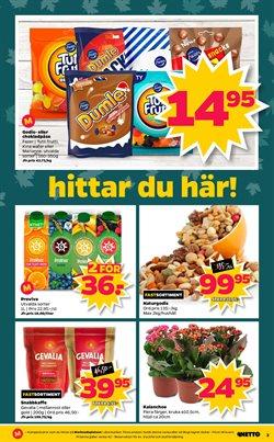 Godis erbjudanden i Netto katalogen i Trelleborg