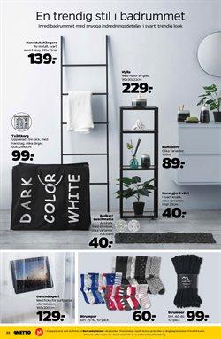 Underkläder erbjudanden i Netto katalogen i Stockholm