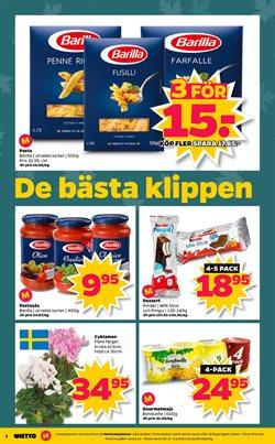 Barbeque erbjudanden i Netto katalogen i Köping