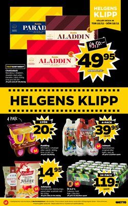 Erbjudanden från Netto i Västerås