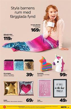 Färg erbjudanden i Netto katalogen i Mariestad