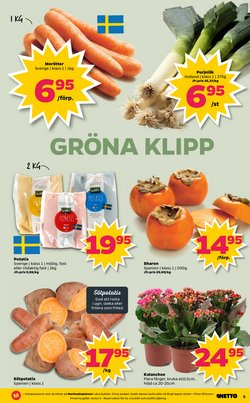 Gård erbjudanden i Netto katalogen i Köping