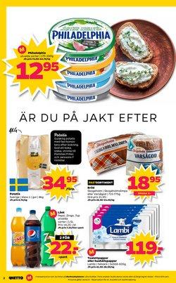 Läsk erbjudanden i Netto katalogen i Stockholm