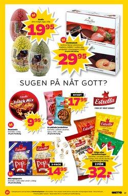 Godis erbjudanden i Netto katalogen i Nyköping