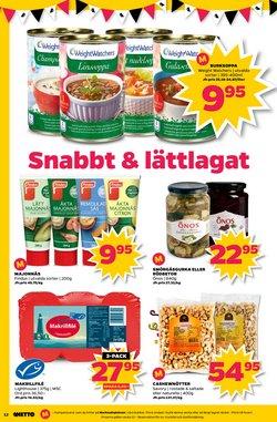 Soppa erbjudanden i Netto katalogen i Stockholm