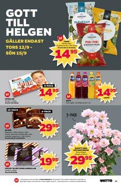 Erbjudanden från Netto i Malmö