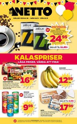 Erbjudanden från Netto i Karlskrona