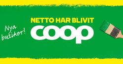 Netto-kupong i Karlskoga ( Mer än en månad )