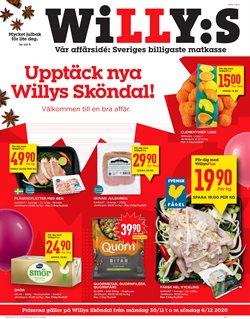 Willys-katalog ( 3 dagar kvar )
