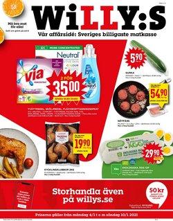 Willys-katalog i Stockholm ( Har gått ut )