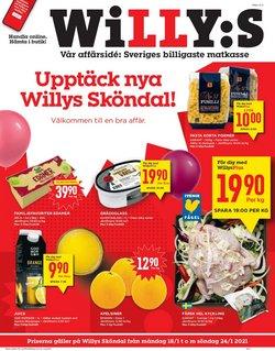 Willys-katalog ( Går ut imorgon )