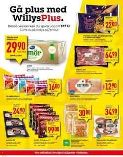 Erbjudanden i kategorin Pasta i Willys