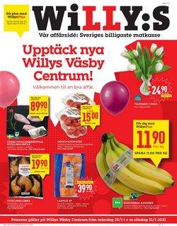 Willys-katalog ( Publicerades igår )