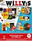 Willys-katalog ( Publicerades idag )