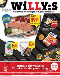 Willys-katalog ( Går ut imorgon)