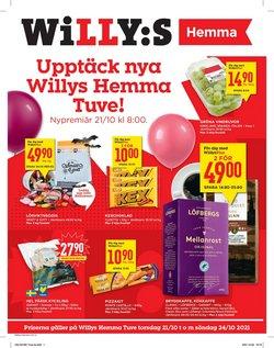 Willys-katalog ( Går ut idag)