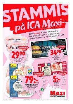 Erbjudanden i kategorin Skaldjur i ICA Maxi