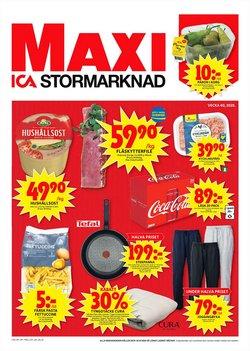 Erbjudanden i kategorin Pasta i ICA Maxi