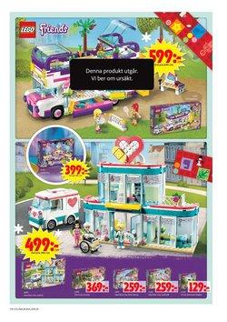 Erbjudanden i kategorin LEGO Friends i ICA Maxi