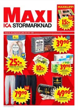 ICA Maxi-katalog ( Går ut imorgon )