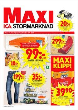 ICA Maxi-katalog ( 2 dagar sedan )