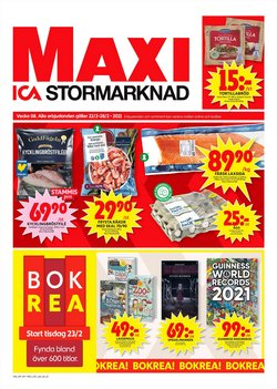 ICA Maxi-katalog ( 3 dagar kvar )