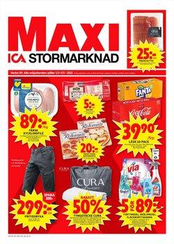 ICA Maxi-katalog ( Publicerades idag )