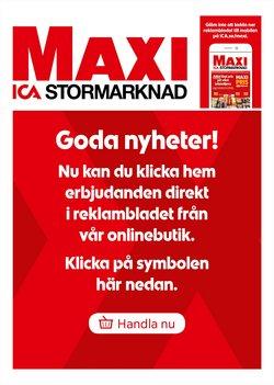 ICA Maxi-katalog ( Går ut idag )