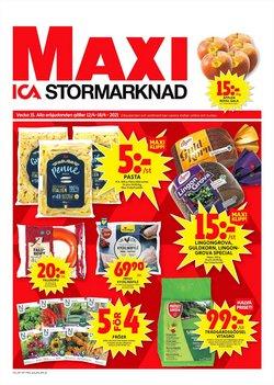 ICA Maxi-katalog ( Har gått ut )