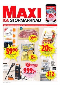 ICA Maxi-katalog ( 3 dagar kvar)